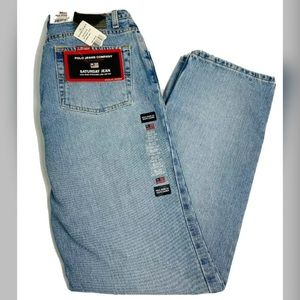 NEW Polo Ralph Lauren Saturday High Rise Jeans